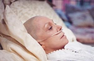 Paciente em quimioterapia